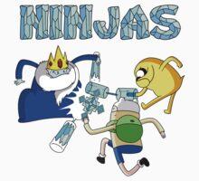 Ice Ninjas Kids Clothes