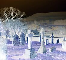 Strange Graves.2 by jomash