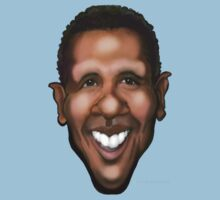 Barack Obama by Kevin Middleton