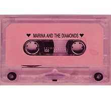 MARINA AND THE DIAMONDS TAPE by froots