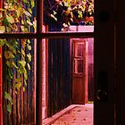 Through The Door by AnGeLLe