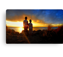 Together... Canvas Print