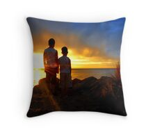Together... Throw Pillow