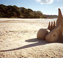 At Rest by David Sandercoe