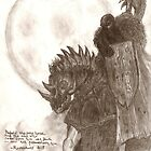Pale Horseman by Nathaniel Carlson