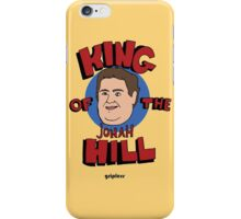 King of the Jonah Hill iPhone Case/Skin
