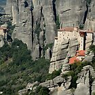 Meteora by Benjamin Johnston