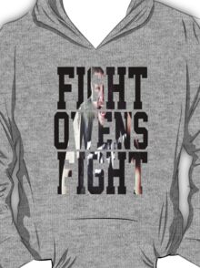 Fight Owens Fight - Debut Edition T-Shirt