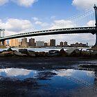 Manhattan Bridge by Michael Walton
