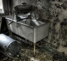 sink and boiler by Richard Shepherd
