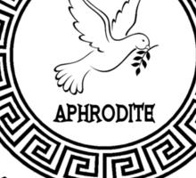 Percy Jackson - Camp Half-Blood - Cabin Ten - Aphrodite Sticker