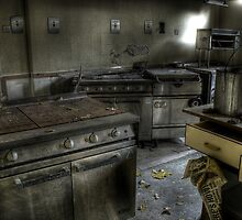 The Kitchen by Richard Shepherd