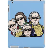 Founding Father Dudes iPad Case/Skin