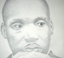 Martin Luther King (1) by Charles Ezra Ferrell