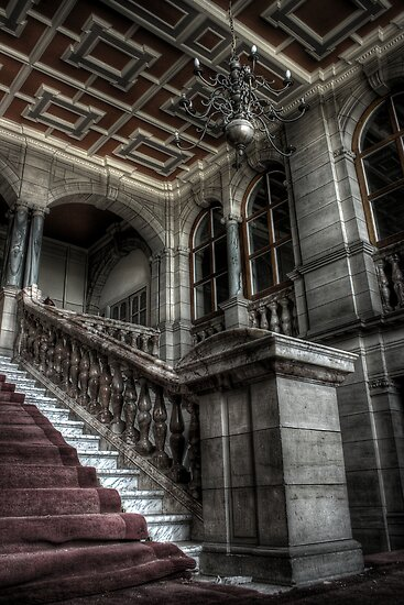 Ornate by Richard Shepherd