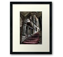 Upstairs Framed Print