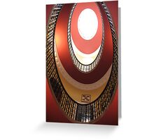 Willoughby Rooflight Greeting Card