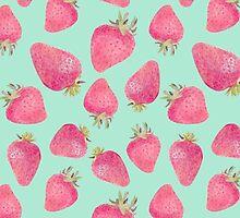 Strawberry by MartaOlgaKlara