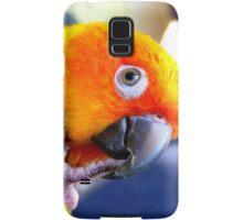 Sunshine.. Sun Conure iPhone Case... NZ Samsung Galaxy Case/Skin