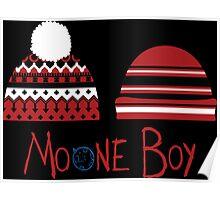 Moone Boy Hats Poster