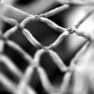 Basketball Net by Brent  Danz