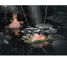 Enchanted Pond - version 2 Photographic Print