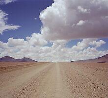Camino del Altiplano by ardwork