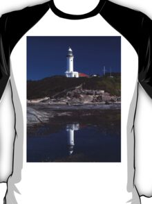 Norah Head Lighthouse, Central Coast, New South Wales, Australia T-Shirt