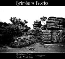 Brimham Rocks by Rowan  Lewgalon
