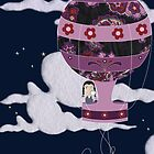 whisk me away in your balloon! by emmz