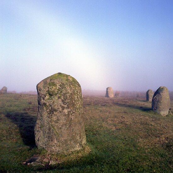 Stone Circle by John Kiely
