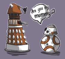 Are you my mummy? - Orange version Kids Clothes