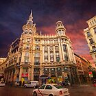 plaza canalejas. madrid by terezadelpilar~ art & architecture