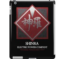 Final Fantasy VII: Shinra Powering Midgar iPad Case/Skin