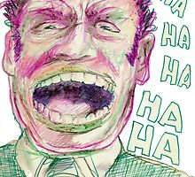 Ha Ha Ha by Hoffard