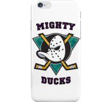 Mighty Ducks iPhone Case/Skin