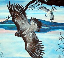 falcons by naziahangel