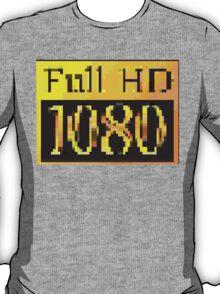 Full HD 1080p T-Shirt