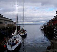 Port of Edmonds by DMSullivan