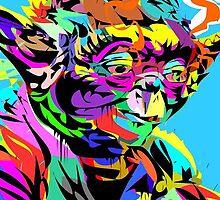 Yoda Art by shpalman85