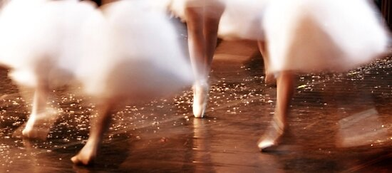 On Pointe by HeatherOwen