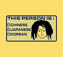 PERSONALITY QUIZ ASIA by SofiaYoushi