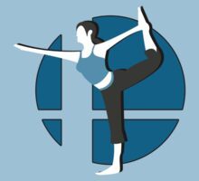 Smash Bros: Wii Fit Trainer by megaoctipoosh