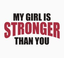 My Girl Stronger You by GregWR