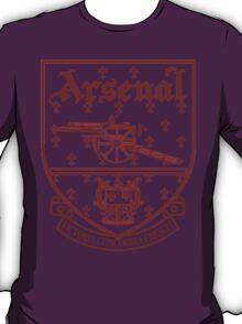 Arsenal Retro Crest T-Shirt