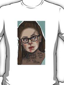 Cosima Niehaus Illustration T-Shirt