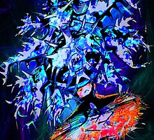 Interstellar Amoeba by RedFox31