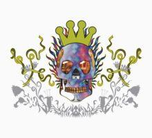 Techno Skull  by Matt83artist