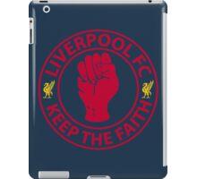 Liverpool FC - Keep The Faith iPad Case/Skin