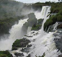 Iguacu - Brazil by Graham Ettridge